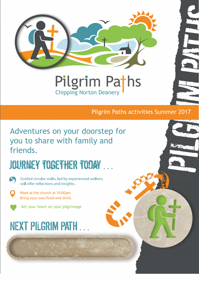 Pilgrim Paths guided walk