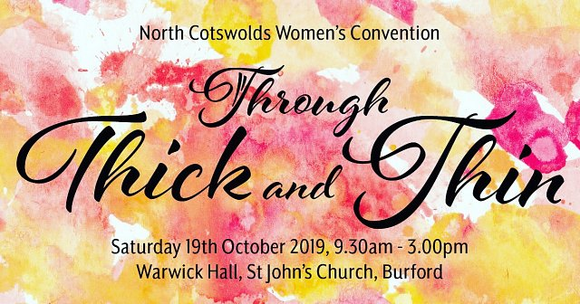 Cotswold Women's Convention